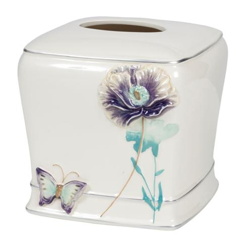Creative Bath GGT58LIL Garden Gate Boutique Tissue - Lilac
