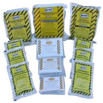 MayDay FB24MC MAYDAY FOOD BARS 2400 CALORIE CASE OF 24 BARS