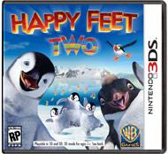 WARNER HOME VIDEO GAMES 1000181528 HAPPY FEET TWO NINTENDO 3DS