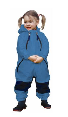 Tuffo LLC MBB-004 Muddy Buddy Coats 3T- Blue