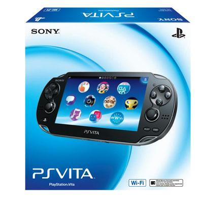 Sony PlayStation 22031 PS Vita WiFi
