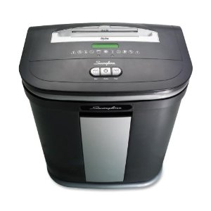 ACCO 1758495A SX16 08 JamFree Shredder