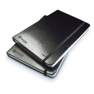 Livescribe ANA-00006 Unlined Journals number 1-2 - Black