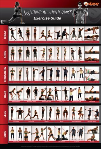 Ripcord RPC-052 Exercise Guide Poster