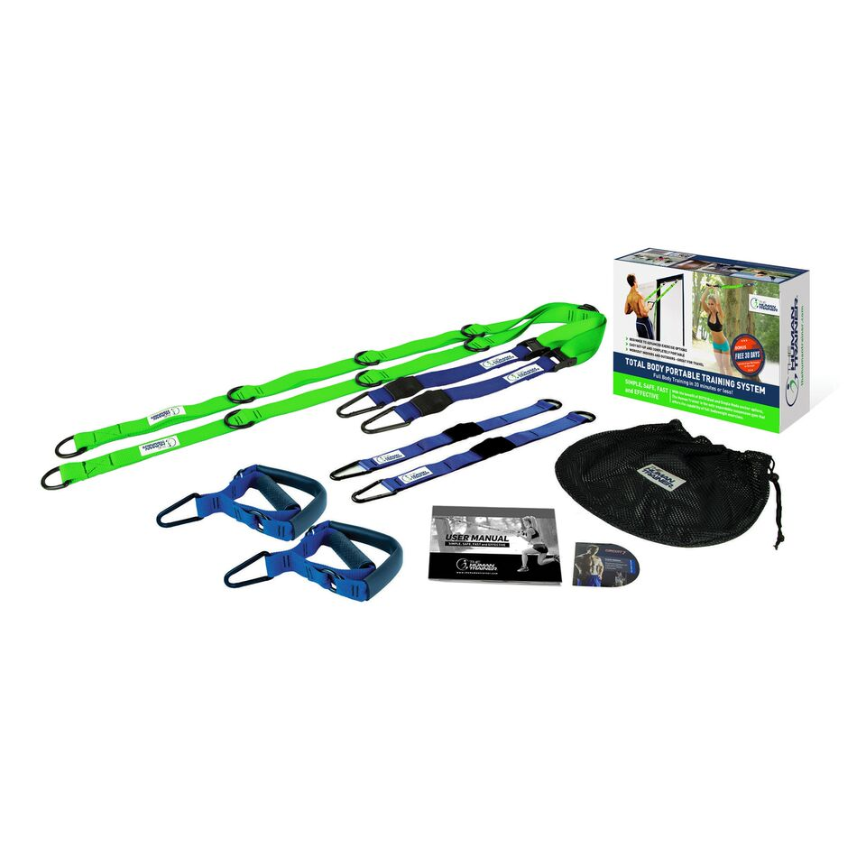 The Human Trainer THT-001 The Human Trainer - Essential Home Kit - with DVD