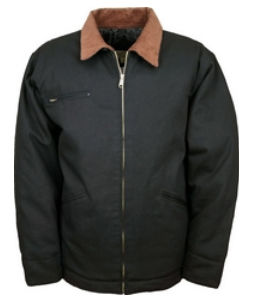 Colorado Timberline CWJ Cheyenne Mens Black Work Jacket Large