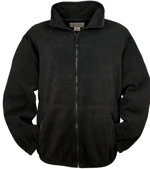 Colorado Timberline SJF Telluride Black Fleece Jacket Small