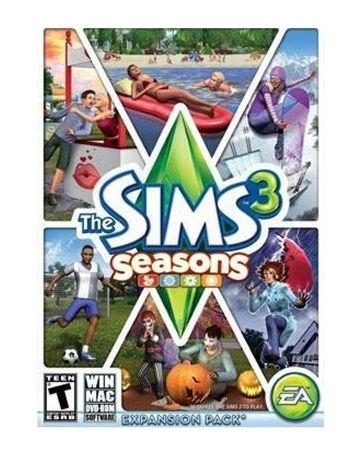 Electronic Arts 19783 The Sims 3 Season LE PC