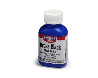 Birchwood Casey 15225 Brass Black Touch-Up 3oz