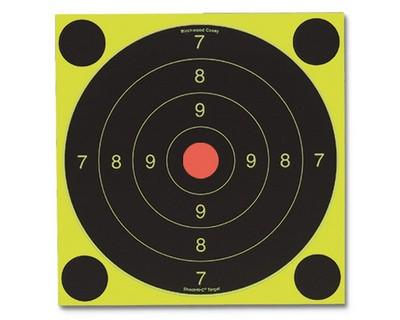 Birchwood Casey 34082 ShootNC 20cm Tgt UIT 25-50M -30