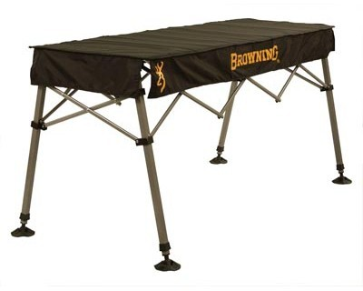 Browning Camping 8552011 Outfitter Table Blk GS77321