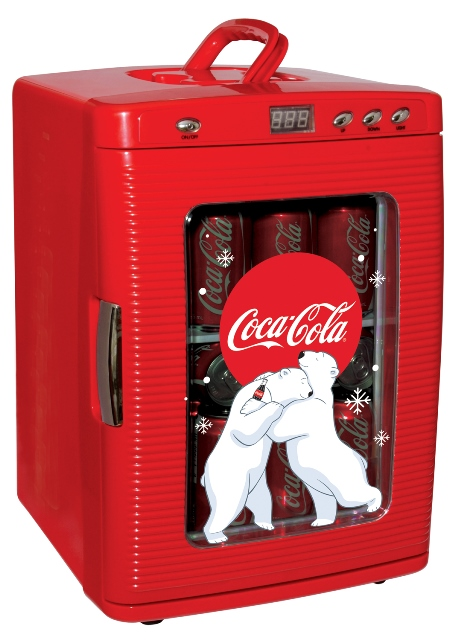 Koolatron KWC25 Coca Cola 28-can Fridge