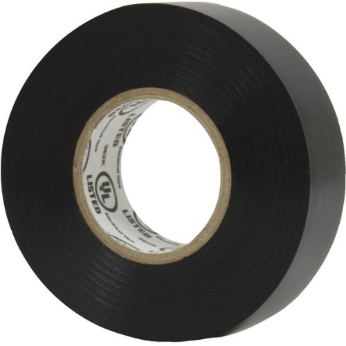 Ge 18160 Black Pvc Electrical Tape .75 in. X 60 Ft