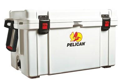Pelican 32-35q-mc-wht Progear Elite Marine Deluxe Cooler With 2 in. Insulation - 35 Quart