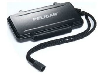 Pelican 0955-010-110 Crushproof-water-resistant Rigid Sports Wallet