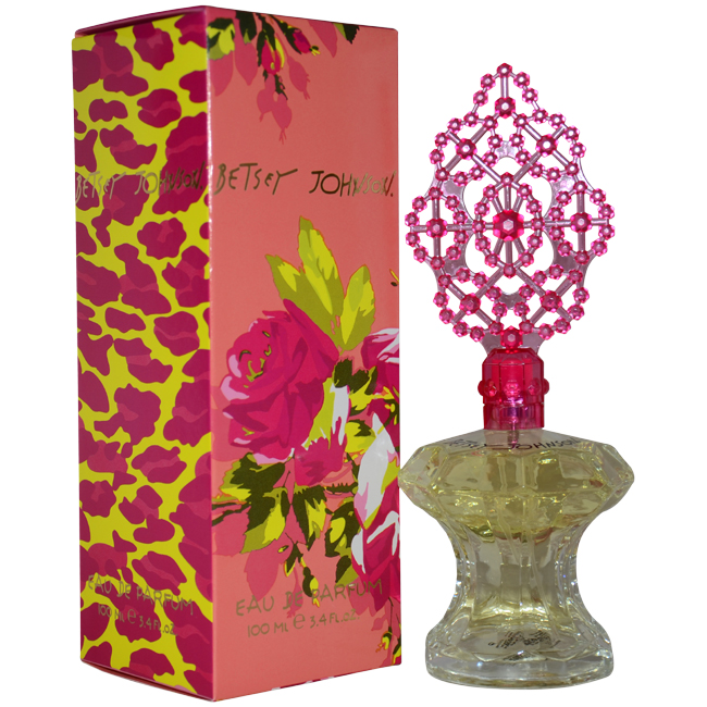 Betsey Johnson W-6372 Betsey Johnson - 3.4 oz - EDP Spray
