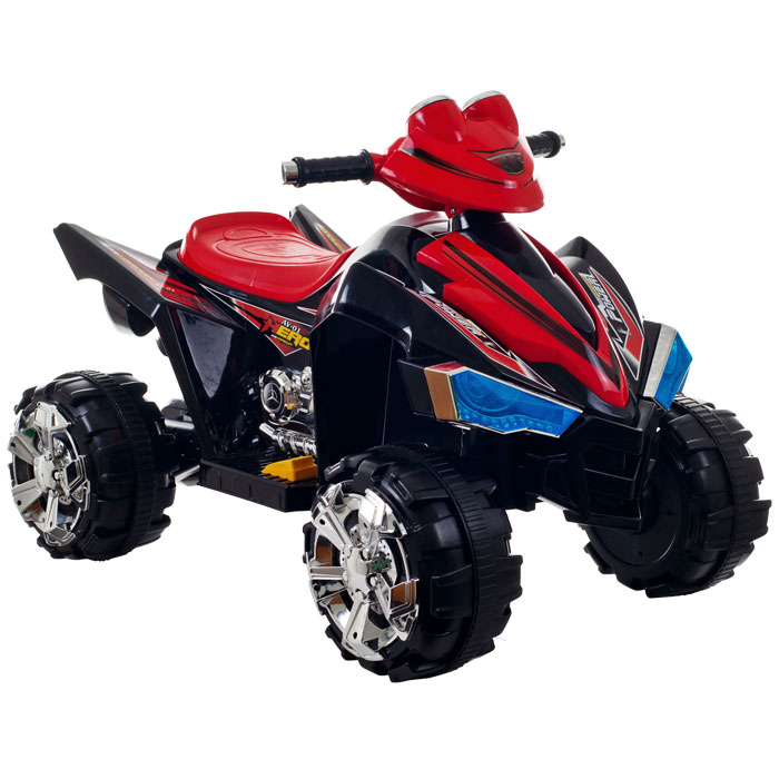 Trademark Poker 80-CH917 Lil' Rider Pro Circuit Hero 4 Wheeler - Sound Effects