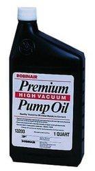 Robinair ROB13203 1 Qt. A/C Premium High Vacuum Pump Oil