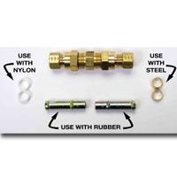 Discount Automotive Parts Online S.U.R. and R Auto Parts SRRCKV7 Fuel Line Check Valve for 3/8 Inch Lines