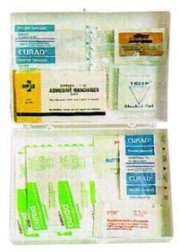 SAS Safety SAS6001 Mechanical First-Aid Kit