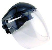 SAS Safety SAS5145 Deluxe Clear Faceshield DOBA13063