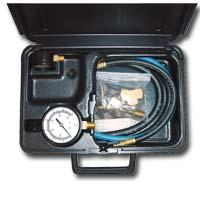 SG Tool Aid SGT33980 Fuel Injection Pressure Tester with Two Gages in Molded Plastic Storage Case