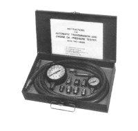 SG Tool Aid SGT34580 Automatic Transmission And Engine Oil Pressure Tester With Two Gages In Molded Plastic Storage Case