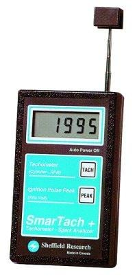 Sheffield Research SHFTA100 SmarTach+ Wireless Tachometer and Ignition Tester