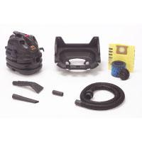 Shop Vac SHV5872510 5 Gallon 6.5 HP Portable Heavy-Duty Vacuum