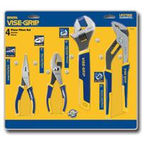Vise Grip VGP2078705 4 Piece ProPliers Set