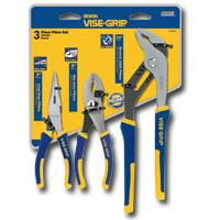 Vise Grip VGP2078704 3 Pc. ProPliers Set