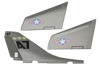 Megatech A7 Tornado Complete 3-Piece Tail Set