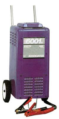 Associated ASO6001A Heavy Duty Commercial 6-12 Volt Battery Charger