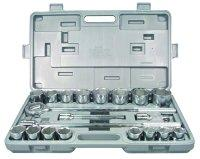 Astro Pneumatic AST2134 21 Piece 3/4 Inch Square Drive Socket Set