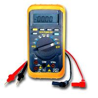 Electronic Specialties ESI480A Autoranging Digital Multimeter Tester
