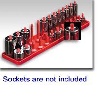 Hansen Global HNE1401 1/4 Inch Drive SAE Socket Holder