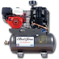 IMC  IMC3G3HH Two Stage Engine-Powered Reciprocating Air Compressor 11HP