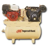 Ingersoll Rand IRTC2475F13GH Two-Stage Type 30 Gasoline Driven Air Compressor w/ alt.