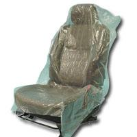 John Dow Industries DOWESC-2-H Economy Seat Covers - Roll 200