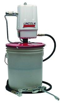 Lincoln Lubrication LIN989 Heavy Duty Grease Pump for 25-50LB Drum
