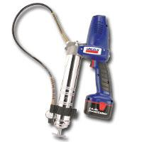 Lincoln Lubrication LIN1442 14.4 Volt Powerluber Grease Gun Kit with 1 Battery
