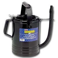Lincoln Lubrication LING525 5 Quart Flexible Spout Measuring Can