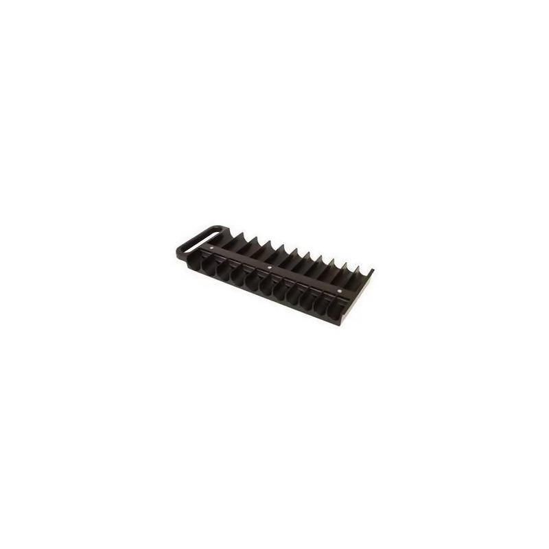 Lisle LIS40990 1/2 Inch Drive Socket Holder - Green