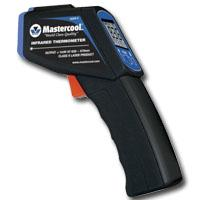 Mastercool MSC52225A-SP Dual Temp Infrared Thermometer / Immersion Probe / 1 Inch Thermometer
