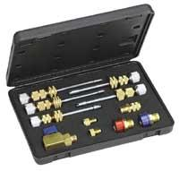 Mastercool MSC58490 Universal A/C Valve Core Remover and Installer Kit R-12 / R-134a DOBA9009