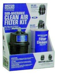 Motor Guard JLMM45 Air Filter Kit M30 & 2 DOBA9624