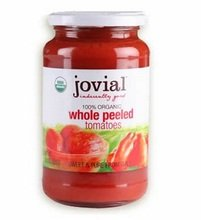 Jovial B26211 Jovial Whole Peeled Tomatoes -6x18.3 Oz