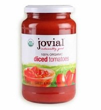 Jovial B26212 Jovial Diced Tomatoes -6x18.3 Oz