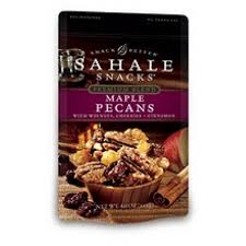 Sahale Snacks B26780 Sahale Snacks Maple Pecans -6x4 Oz