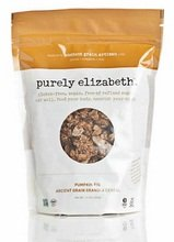 Purely Elizabeth B30096 Purely Elizabeth Pumpkin Fig Ancient Grain Granola Cereal -6x12.5 Oz